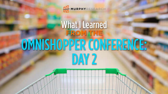 What I Learned From The Omnishopper Conference: Day 2