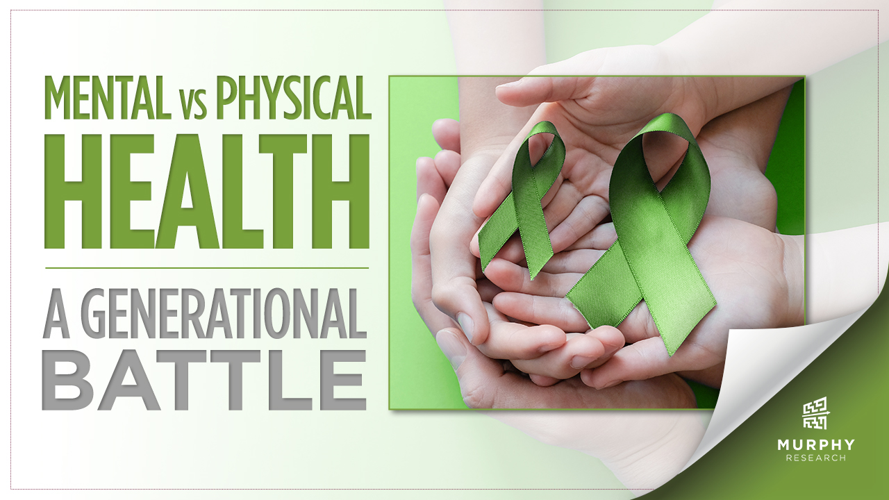 Mental vs. Physical Health - A Generational Battle