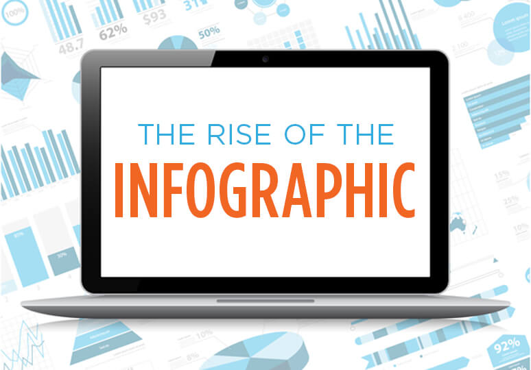 The Rise of The Infographic (& 4 Tips to Make Yours Better!)